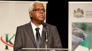 image of KZN EDTEA MEC, Ravi Pillay