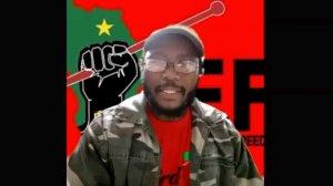 EFF KZN Chairperson Vusi Khoza