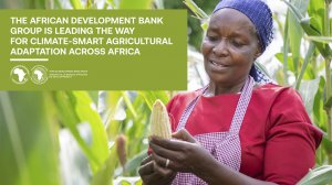 The African Development Bank Group is leading the way for climate-smart agricultural adaptation across Africa