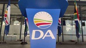 Image of the DA logo