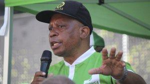 Image of ActionSA's Mayoral Candidates of Johannesburg Herman Mashaba