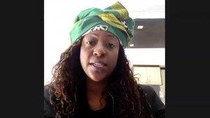 African National Congress Ekurhuleni Ward 91 councillor candidate Nomonde Ndlovu