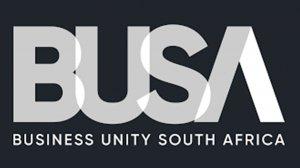 image of the BUSA logo
