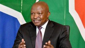Image of Deputy President David Mabuza