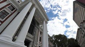 Image of SA parliament