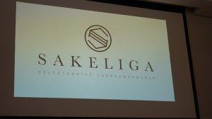 Sakeliga logo