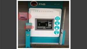 image of the FNB ATM