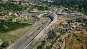 image of SANRAL roads