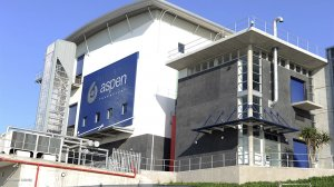Pic of Aspen's SVP2 Facility in Port Elizabeth