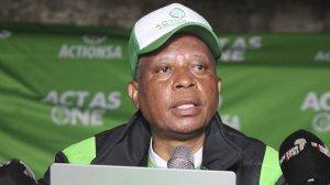 ActionSAPresident & Joburg Mayoral Candidate Herman Mashaba