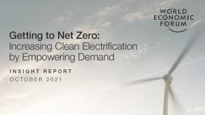 Getting to Net Zero: Increasing Clean Electrification by Empowering Demand