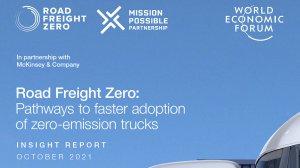 Road Freight Zero: Pathways to faster adoption of zero-emission trucks