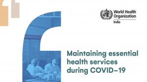 Maintaining Essential Health Services during COVID-19